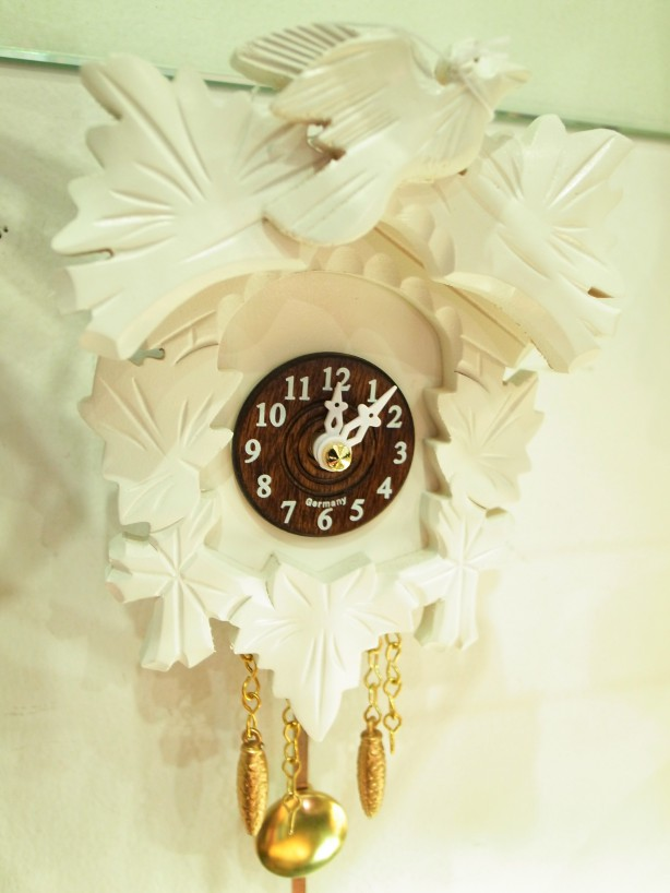 カッコーの鳴く時計